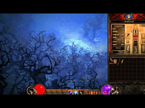 Diablo 3 Walkthrough & Gameplay Sorcier FR