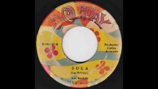 Los Rockets - Sola (Original 45 Nicaragua Psych fuzz Garage)