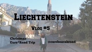 This video is about Liechtenstein, I bet you didn't even know it was country in Europe. But guess what.. it is! This was stop number 5 on our Christmas Road trip.