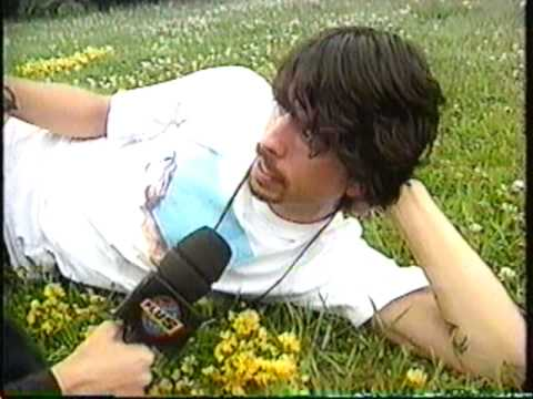 Dave Grohl Interview - Edgefest 1998 (видео)