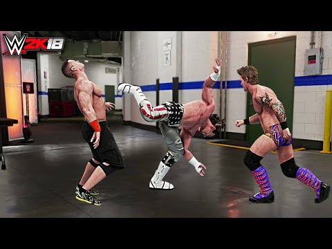WWE 2K18 Top 10 Finisher Combinations! Part 6
