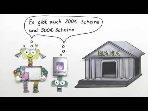 Thema: Geld umrechnen | Mathematik | Zahlen, Rechnen und Größen