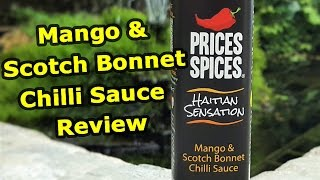 We try Haitian Sensation from Prices Spices