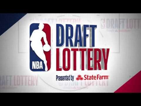 2018 NBA Draft Lottery Drawing