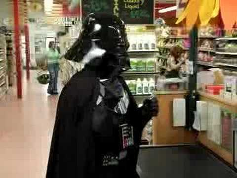Chad Vader : Day Shift Manager – A Galaxy Not So Far Away : S1 Ep1