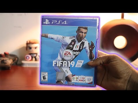 FIFA 19 Unboxing For PS4 In Bangladesh | Review And Gameplay | In Bangla