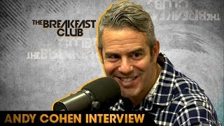 Video Andy Cohen on Creating Real Housewives Series, New Book and Oprah MP3, 3GP, MP4, WEBM, AVI, FLV Oktober 2018