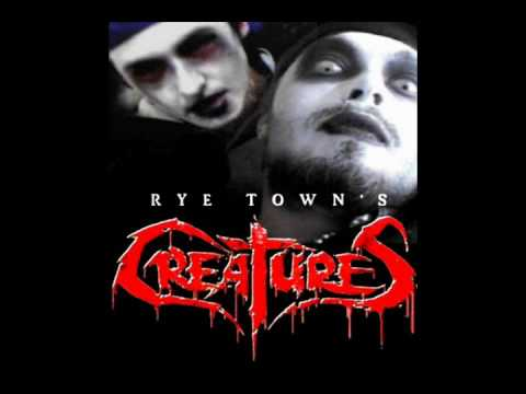 Rye Town's Creatures - Flaming Clergymen