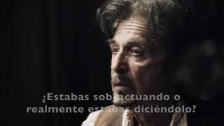 The Humbling (Al Pacino)- Escena Inicial