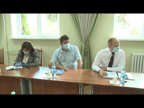 Игорь Додон провел встречу с руководством Страшенского района