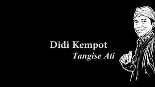 Video Didi Kempot - Tangise Ati Lirik MP3, 3GP, MP4, WEBM, AVI, FLV Juni 2018