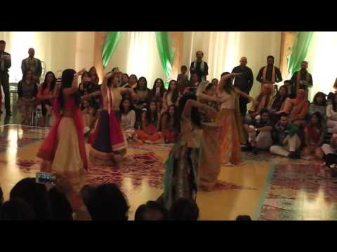 Kushi NDM Mehndi Night July 30th, 2016 LA 00004