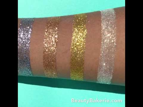 Beauty Bakerie Beauty Bakerie Sprinkles Gold