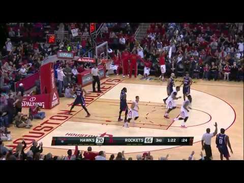 NBA Highlights: Hawks @ Rockets 12/20/2014