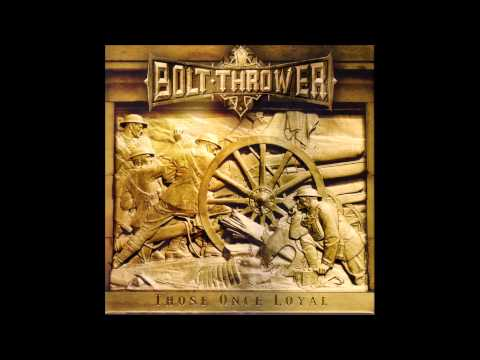 bolt thrower the killchain