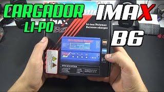 Video Cómo utilizar el Imax B6 cargador balanceador de baterias Li-Po, en Español MP3, 3GP, MP4, WEBM, AVI, FLV September 2019