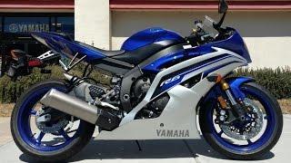 6. 2016 Yamaha R6