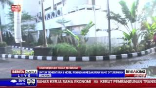 Breaking News: Kantor Ditjen Pajak Terbakar #1