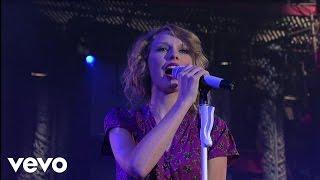 Taylor Swift - Speak Now (Live on Letterman)