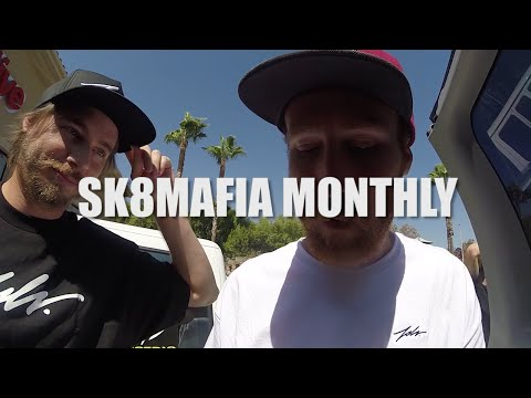 monthly - SK8MAFIA heads out to #RanchoActive Ride Shop for a signing then hits up #FerggusonSkatePark for a fun skate jam & product toss. Thanks #ActiveRideShop Featuring: Marshall Heath, Alexis...