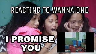 Video Reacting to Wanna One's I PROMISE YOU! (I.P.U) | Rhae Missandra MP3, 3GP, MP4, WEBM, AVI, FLV Maret 2018
