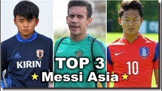 Download Video 3 Messi Asia, Skill Siapa Yang Lebih Hebat? MP3 3GP MP4