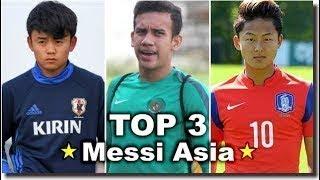 Video 3 Messi Asia, Skill Siapa Yang Lebih Hebat? MP3, 3GP, MP4, WEBM, AVI, FLV Oktober 2018