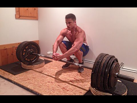 555 Attempt – How To Deadlift