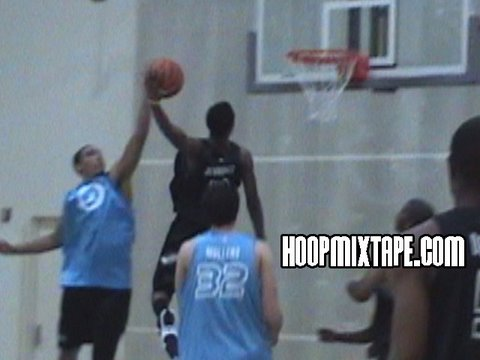 SICK Brandon Jennings Jordan Classic Hoopmixtape; Hops n Handle