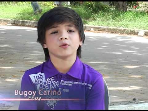 Eboy and Miyo say goodbye. Eboy. Ang Huling Linggo