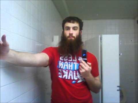 365 dias sem fazer a barba registrado por fotos