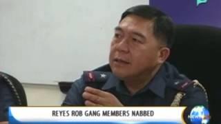 NewsLife: Reyes Rob Gang Members Nabbed    December 3, 2013