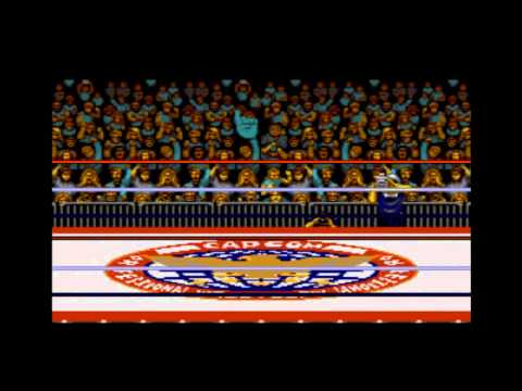 Saturday Night Slam Masters Megadrive