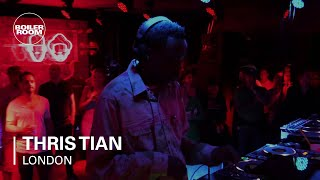 Thris Tian - Live @ Boiler Room London 2014