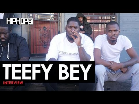 Teefy Bey (Do4Self CEO): The Game vs Meek Mill Beef & Beanie Sigel