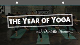 Video Year of Yoga - Xen Strength with Danielle Diamond MP3, 3GP, MP4, WEBM, AVI, FLV Maret 2018