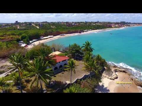 Praia do Amor Conde/PB Imagens Aéreas