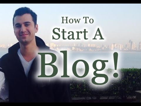 How To Start a Blog and Make Real Money – Part 1