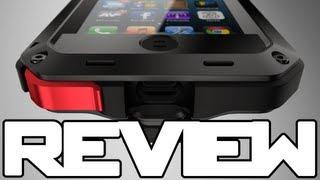 Review - Lunatik Taktik Extreme iPhone 5 Case! (BEST iPHONE 5 CASE!) - YouTube