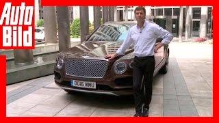Kommentar: 2,4-Tonnen-Koloss Bentley Bentayga (2016) by Auto Bild