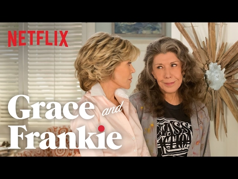 Grace and Frankie Season 2 Featurette '70, Single and Sexy'
