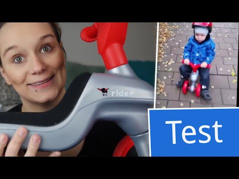 Test: BIG Rutscher Rider | babyartikel.de