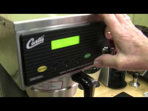 Crew Review: Curtis D60GT Thermal Brewer