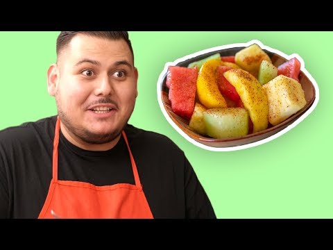 MEXICAN Snacks | Mexican Survival Guide