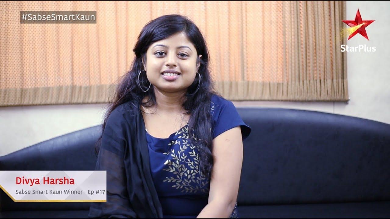 Sabse Smart Kaun | Winner – Divya Harsha