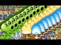 Repeater Max Level 20 In Ultimate Zombie Battle  Plants Vs Zombies 2 Epic Mod