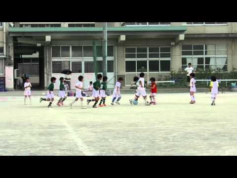 東源台FC 2011 U9 竜南小学校 練習試合 VS SHIZUNA