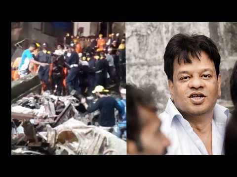 Mumbai Building Collapses 30 08 2017