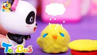 Video Super Panda Rescue Team, Cooking Pretend Play   Play Doh for Kids   Kids Toy   Kids Cartoon   ToyBus MP3, 3GP, MP4, WEBM, AVI, FLV Agustus 2018