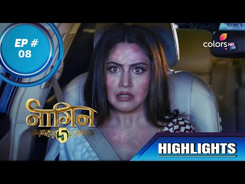 Naagin 5 | नागिन 5 | Episode 08 | Singhanias Abduct Naina